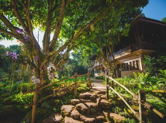 Хотел снимки: The Pavana Chiang Mai Resort