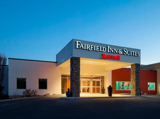 Hotel bilder: Fairfield Inn & Suites by Marriott Paramus