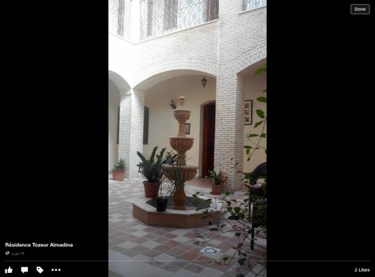 Foto dell'hotel: Residence Tozeur Almadina