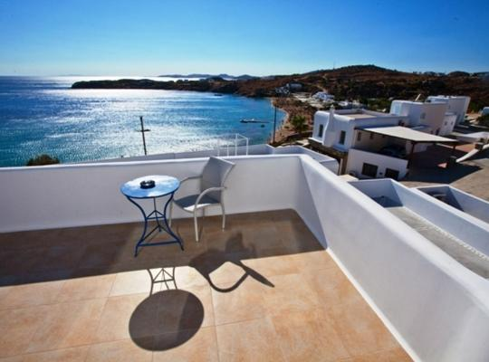 호텔 사진: Paradise Beach Rooms & Apartments