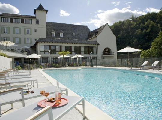 酒店照片: Hôtel La Rivière