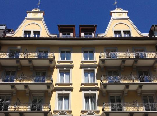 Hotellet fotos: Hotel Alpina Luzern