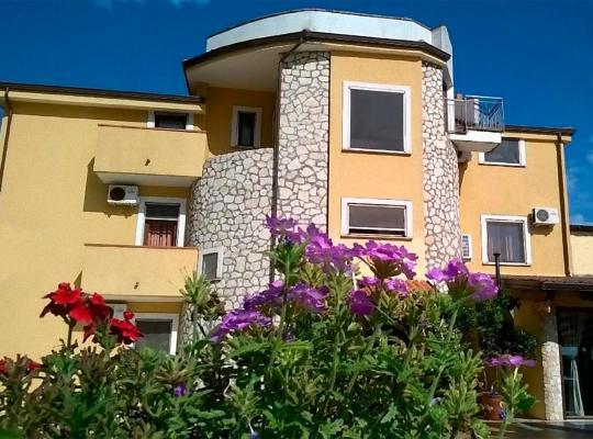 Ảnh khách sạn: Hotel Borgo Antico