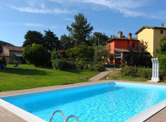 Хотел снимки: Borgo Mandoleto - Country Resort & Spa