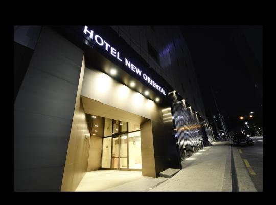 Hotel bilder: Hotel New Oriental Myeongdong