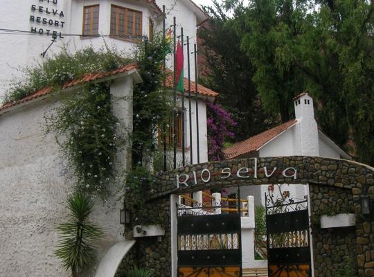 Φωτογραφίες του ξενοδοχείου: Hotel Rio Selva Aranjuez
