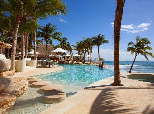 Хотел снимки: Mahekal Beach Front Resort & Spa