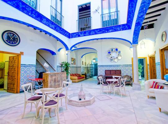 Хотел снимки: Hostel Trotamundos