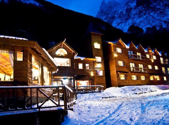 Képek: Bagu Ushuaia Hotel