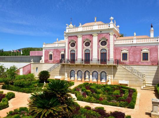 Фотографии гостиницы: Pousada Palacio de Estoi – Small Luxury Hotels of the World
