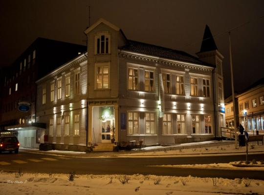 รูปภาพจากโรงแรม: Hotel 1016 Olav Digre