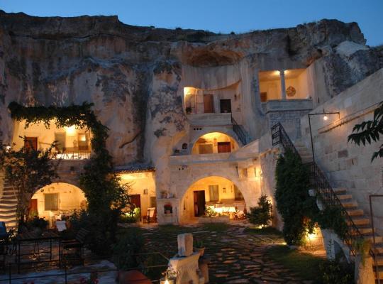 Ảnh khách sạn: Elkep Evi Cave Hotel