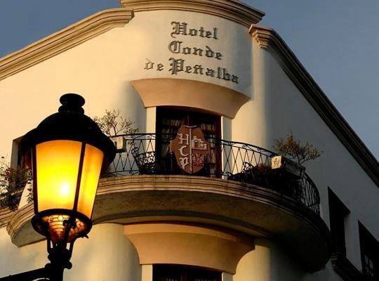 Foto dell'hotel: Hotel Conde de Penalba