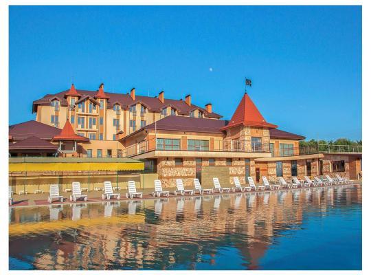 Hotel bilder: Zolota Gora Hotel-Rancho