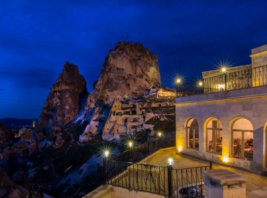 Foto dell'hotel: Caldera Cave Hotel