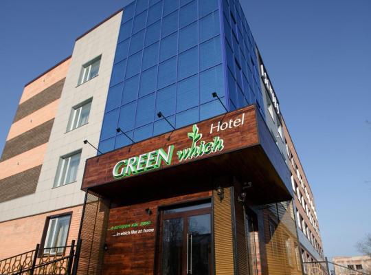 호텔 사진: GREEN Which Hotel