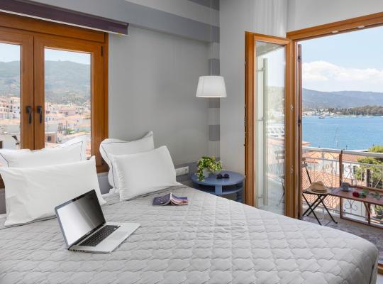 รูปภาพจากโรงแรม: Dimitra Boutique Hotel