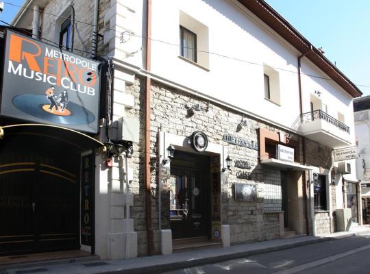 Hotel foto 's: Metropole Hotel
