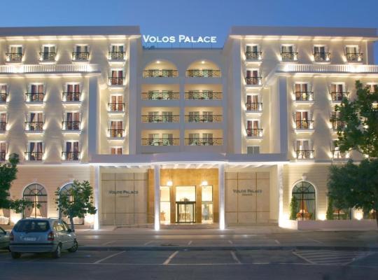 Képek: Volos Palace
