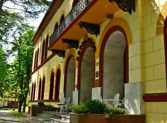 Хотел снимки: Garni Hotel Park