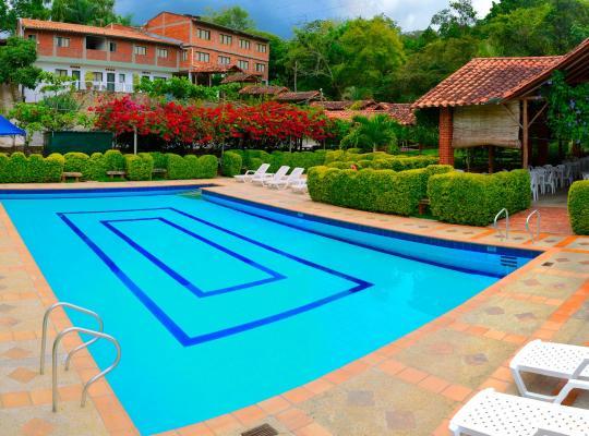 Hotel bilder: Hotel Ruitoque Campestre