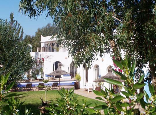 Otel fotoğrafları: Villa Daba