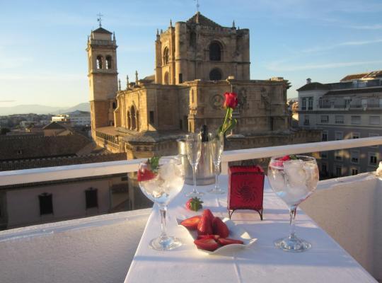Képek: Hotel Los Jerónimos y Terraza Monasterio