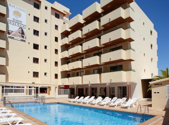 Hotel foto 's: Apartamentos Mar i Vent