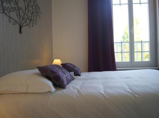 Hotellet fotos: Hôtel L'Orée Du Bois