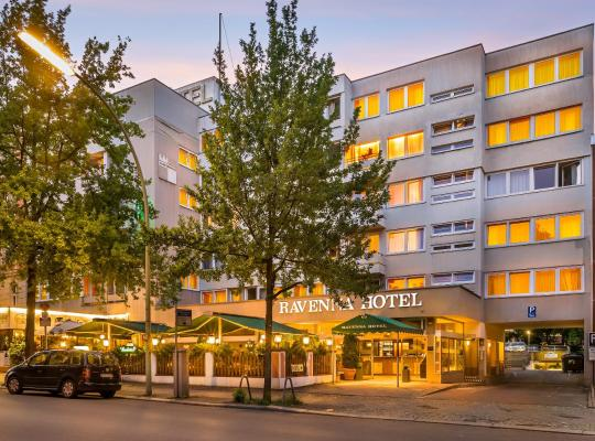 होटल तस्वीरें: Novum Hotel Ravenna Berlin Steglitz