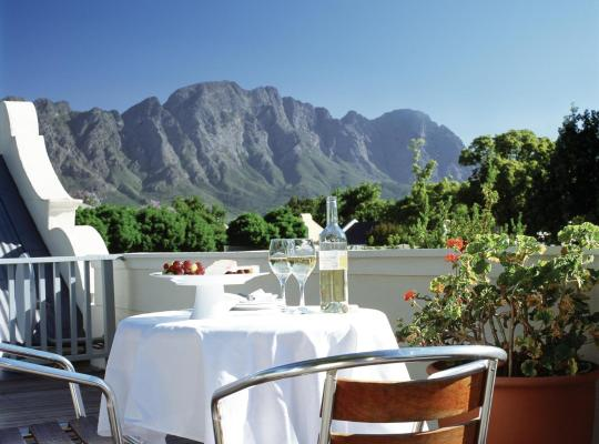 Fotos do Hotel: The Last Word Franschhoek