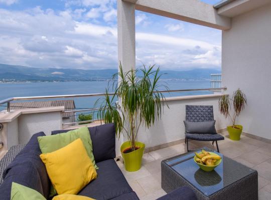 Otel fotoğrafları: Apartments Salona