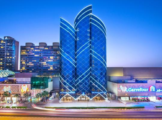 होटल तस्वीरें: City Seasons Towers Hotel Bur Dubai