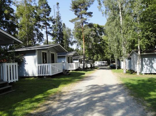 Hotelfotos: Tampere Camping Härmälä