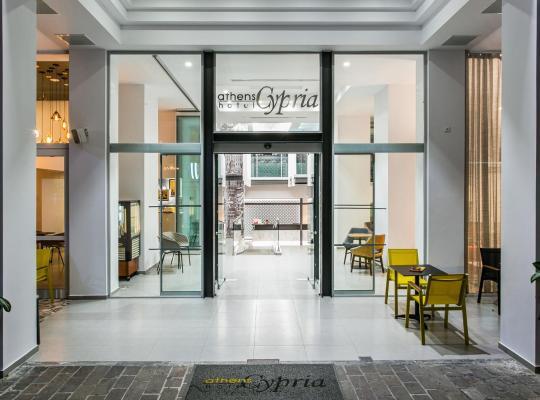 Képek: Athens Cypria Hotel