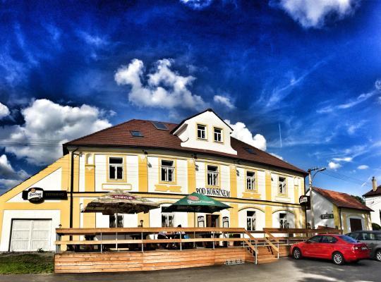 Hotel photos: Hotel Pod Kokšínem