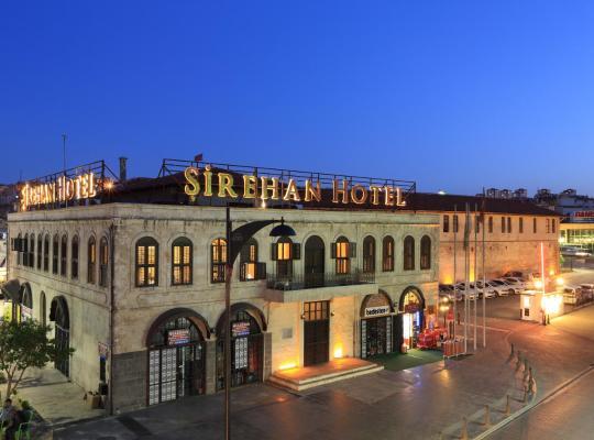 Φωτογραφίες του ξενοδοχείου: Sirehan Hotel