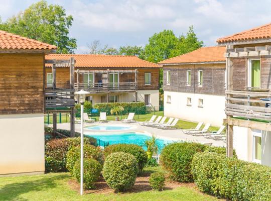 Фотографії готелю: Lagrange Vacances Les Terrasses du Lac