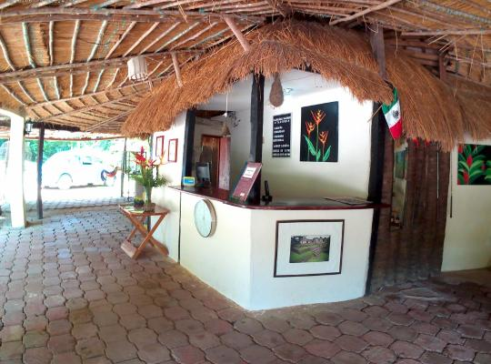 Képek: Hotel Cabañas Safari