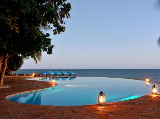 Képek: Fumba Beach Lodge