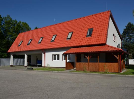 होटल तस्वीरें: Školící středisko ABENA s ubytováním