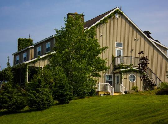 รูปภาพจากโรงแรม: Chanterelle Inn & Cottages featuring Restaurant 100 KM