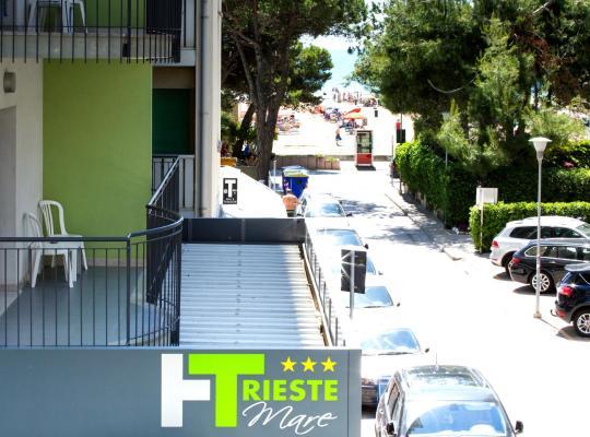 Фотографии гостиницы: Hotel Trieste Mare