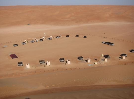 Képek: Desert Retreat Camp