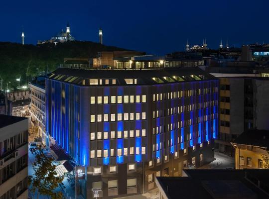 รูปภาพจากโรงแรม: DoubleTree by Hilton Istanbul - Sirkeci