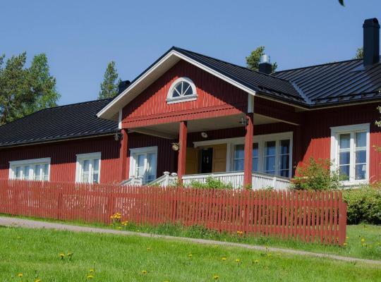 Hotel fotografií: Westerby Gård