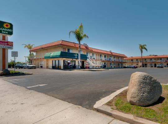 호텔 사진: Vagabond Inn Bakersfield South
