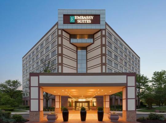 Фотографии гостиницы: Embassy Suites Baltimore - at BWI Airport