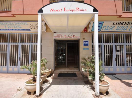 Hotellet fotos: Hostal Residencia Europa Punico
