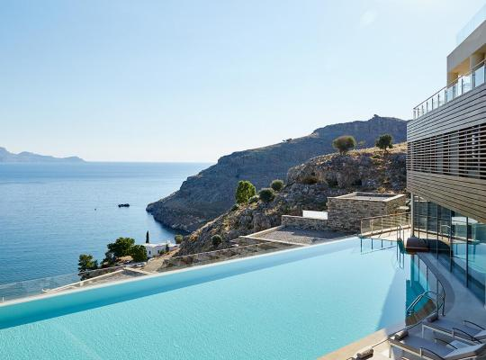 Foto dell'hotel: Lindos Blu Luxury Hotel-Adults only